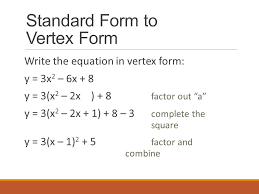 vertex to standard form calculator gala kidneycare co
