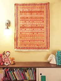 how to hang a rug pretty prudent