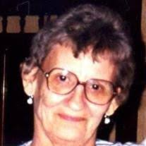 Opal Griffith Obituary - Visitation & Funeral Information