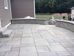 natural stone patio paver
