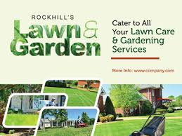 landscaping templates free landscape flyer template free estimate offer lawn care