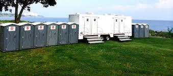 Superior Portable Restroom & Shower Trailer Rentals
