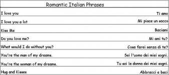 Love Quotes In Italian Language. QuotesGram via Relatably.com