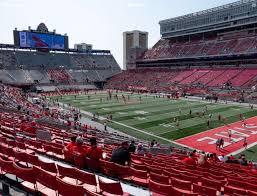 Ohio Stadium Concert Seating Chart Ohio Stadium Section 12 A Seat Views Seatgeek