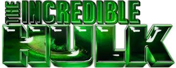 Incredible hulk Logos