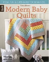42 best Quilting Books images on Pinterest | Quilt block patterns ... & Modern Baby Quilts from Fons & Porter and Quilty presents a dozen little  quilts that are Adamdwight.com