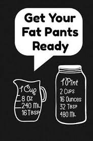 Recipe Journals Get Your Fat Pants Ready Stylesia Recipe Journals Book
