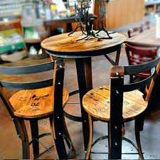 pub bar table round pub set small bar height table pub style kitchen sets tall bar