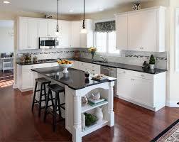 Unique Refacing Kitchen Cabinets Long Island With Mosaic Subway Glass Tile  For Kitchen Backsplash Trim Also