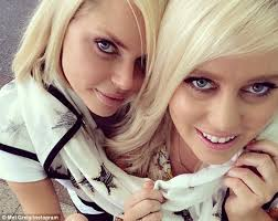 Teen lesbian blonde on blonde