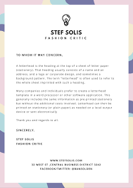 personal letterhead how to make a company letterhead free printable letterhead