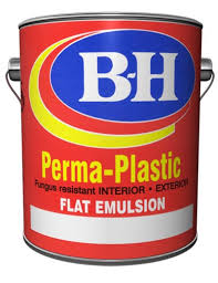 Bh Paint Color Chart Bh Perma Plastic Flat Emulsion Tropical Decorative Paints