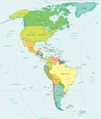 continent of america map. Plain Continent America Map Continent For Continent Of America Map R