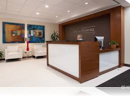 Office Reception Area Design Lob  Ideas Desk Simple Home Best New Design