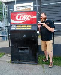 Mystery Vending Machine Beauteous Mystery Soda Machine Seattle Washington Atlas Obscura