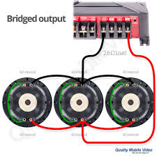 wiring diagram for 6 subs wiring diagram Dvc Sub Wiring Diagram subwoofer wiring diagrams 2 ohm dvc subwoofer wiring diagram