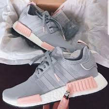 adidas shoes nmd womens. adidas women running sport casual shoes nmd sneakers grey adidas nmd womens a