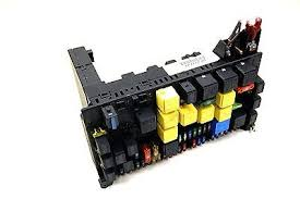 mercedes benz ml sam signal acquisition module fuse box 1999 mercedes ml320 under hood fuse relay box w sam module oem 1635450005 ~