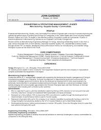 Quality Engineer Resume Resume Templates