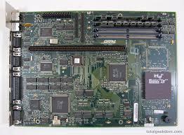 vintage compaq prolinea 486 intel teardown total geekdom 0