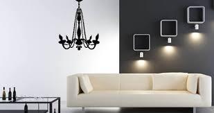 chandelier vinyl wall art on wall art decals with chandelier vinyl wall art dezign with a z