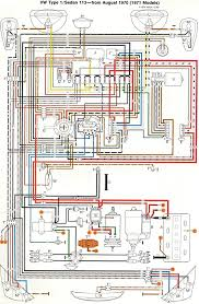volkswagen super beetle wiring diagram volkswagen wiring 1970 vw bus wiring diagram and hernes 1974 75 super beetle