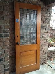 glass office detective door