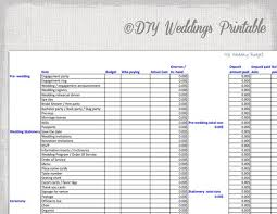 budget spreadsheet printable wedding budget spreadsheet printable wedding budget template etsy