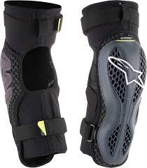 Alpinestars Knee Pad Size Chart Alpinestars Sequence Knee Protectors