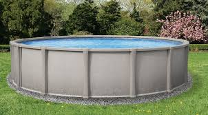 Image Cover Matrix Above Ground Pool And Skimmer 20ft 54in click For Larger View Backyardcitypoolscom Matrix Round 20ft 54in Resin Above Ground Swimming Pool And