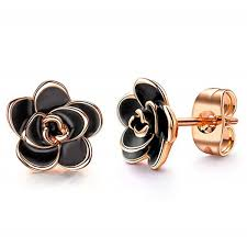 Fashion <b>Women</b> Flower Pendant New Design <b>Gold</b> Earrings For ...