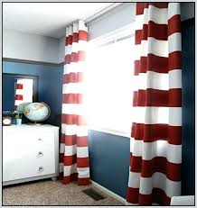 red and white stripe curtains red striped curtains uk nrtradiant shabby chic bedroom curtains