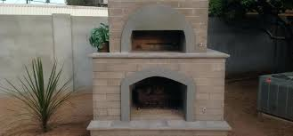 outdoor fireplace and pizza oven brick pizza oven fireplace outdoor fireplace and pizza oven combination plans