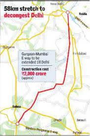 There are 5 ways to get from new delhi to mumbai by subway, plane, train or car. Gurugram Mumbai E Way To Stretch Till Dnd Delhi News Times Of India