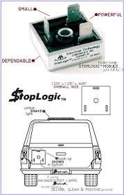 logic boxes for truck cap 3rd brake light wiring third brake light wiring diagram Third Brake Light Wiring Diagram #30