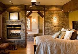 rustic master bedroom light