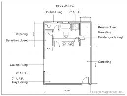 master bedroom measurements amazing master bedroom and bathroom floor plans design decor