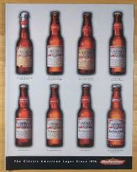 Old Bud Light Label Pin About Beer On Vintage Advertisements