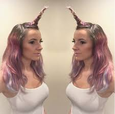 Hairstyle Trends 2016 unicorn horn braids the latest enchanting hair trend of 2016 beauty 7983 by stevesalt.us