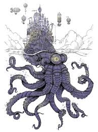Small Picture 370 best octopus and squid illustration images on Pinterest