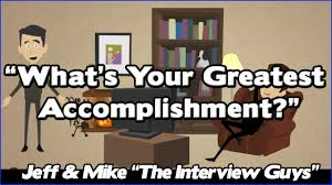 job interview questions what is your greatest accomplishment job interview questions what is your greatest accomplishment