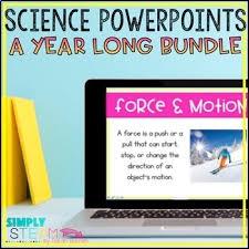 Science Powerpoints Bundle 3rd Grade Science Bundle Tpt