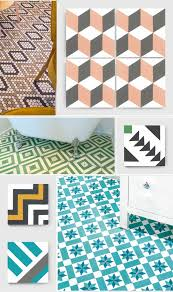 Design Your Own Mosaic Pattern Encaustic Cement Tiles With Geometric Cubic Or Circular