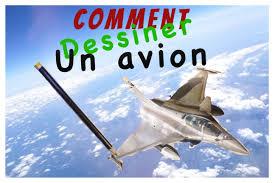 Comment Dessiner Un Avion Youtube