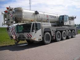 240 Ton Demag Ac200 Mobile Crane