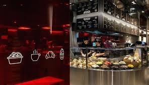 Restaurant Interior Design Ideas A Study Of Fast Food Restaurant