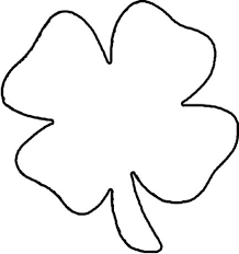 Small Picture 7 Lucky Leprechaun Crafts Leaf clover Leaves and Patterns
