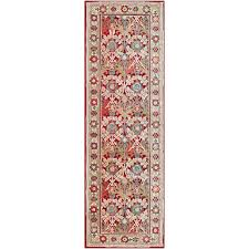 surya crafty red runner 2 ft 6 in x 7 ft 10 in rug