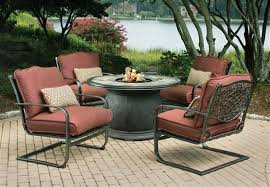 unique outdoor patio set with fire pit and fresh fire pit patio set sears patio furniture