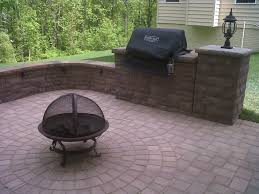 paver patio with deck. Beautiful Deck With Paver Patio Deck